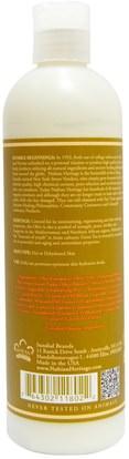 حمام، الجمال، غسول الجسم Nubian Heritage, Lotion, Olive & Green Tea, 13 fl oz (384 ml)