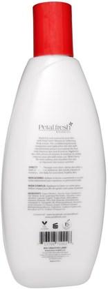 حمام، الجمال، غسول الجسم Petal Fresh, Softening Body Lotion, White Cherry Blossom, 10 fl oz (300 ml)