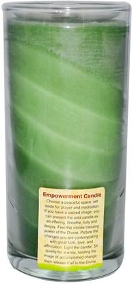 حمام، الجمال، الشمعات Aloha Bay, Chakra Energy Candle, Healing, Lavandin Orange Tangerine, 11 oz
