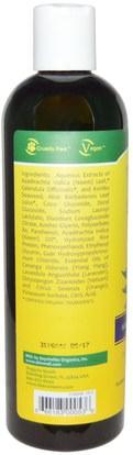 حمام، الجمال، الشعر، فروة الرأس، الشامبو، مكيف Organix South, TheraNeem Naturals, Shampoo, Moisture Therap, 12 fl oz (360 ml)