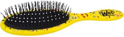 حمام، الجمال، دقة بالغة، فروة الرأس Wet Brush, Happy Hair Detangler, Smile, 1 Brush