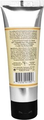حمام، الجمال، كريمات اليد A La Maison de Provence, Hand Cream. Coconut Creme, 1.7 fl oz (50 ml)