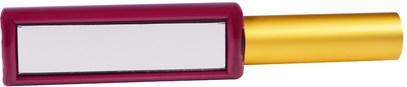 حمام، جمال، العناية الشفاه، ملمع الشفاه، أحمر الشفاه، لمعان، بطانة Ecco Bella, FlowerColor, Good For You Lip Gloss, Power.38 oz (11 g)