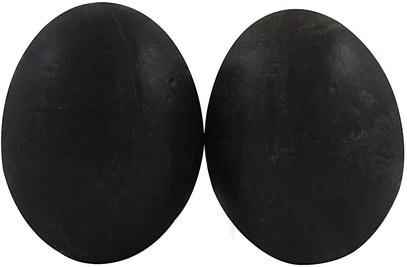 حمام، الجمال، الصابون Holika Holika, Charcoal Egg Soap, 2 Pieces