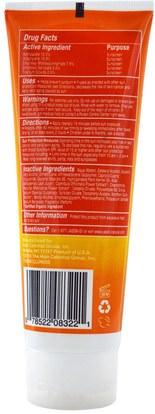 حمام، الجمال، واقية من الشمس، سف 30-45، والأطفال والطفل واقية من الشمس Jason Natural, Sun, Kids Sunscreen, SPF 45, 4 oz (113 g)