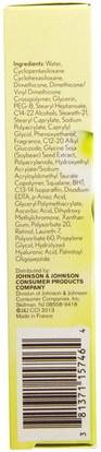 الجمال، العناية بالوجه، الكريمات المستحضرات، الأمصال Aveeno, Active Naturals, Positively Radiant, Targeted Tone Corrector, 1.1 fl oz (32 ml)