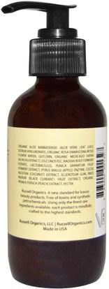 الجمال، أقنعة الوجه Russell Organics, Enzyme Masque, 4 fl oz (120 ml)