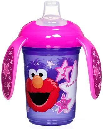 الأطفال الصحة، أطفال الأطعمة، أدوات المطبخ، لوحات الكؤوس السلطانيات Munchkin, Spill-Proof Trainer Cup, 1 Cup, 7 oz (207 ml)