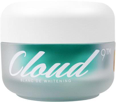 Claires, Cloud 9 Complex, Whitening Cream, 1.76 oz (50 ml) ,حمام، الجمال، العناية بالوجه، الكريمات المستحضرات، الأمصال