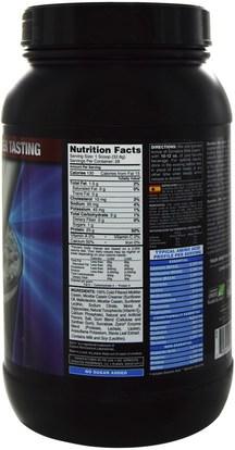 Herb-sa Dymatize Nutrition, Elite Casein, Smooth Vanilla, 2 lbs (918 g)