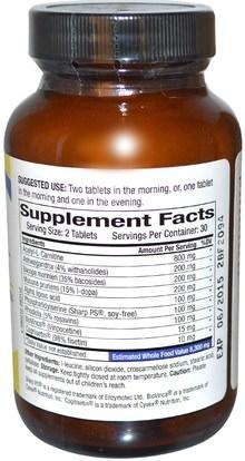 الصحة، اضطراب نقص الانتباه، إضافة، أدهد، الدماغ، فينبوسيتين، الذاكرة Pure Essence, BrainEssence, 60 Tablets