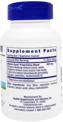 والصحة، والعظام، وهشاشة العظام، والصحة المشتركة Life Extension, ArthroMax Herbal Joint Formula, 60 Veggie Caps