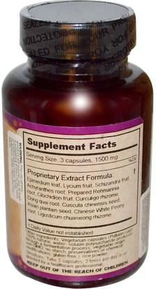 الصحة، المرأة Dragon Herbs, Womens Jing, 500 mg, 100 Capsules