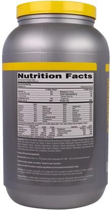 Herb-sa Natures Best, IsoPure, Protein Powder, Zero Carb, Banana Cream, 3 lbs (1.36 kg)