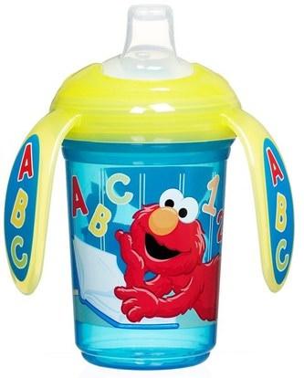 Munchkin, Spill-Proof Trainer Cup, 1 Cup, 7 oz (207 ml) ,الأطفال الصحة، أطفال الأطعمة، أدوات المطبخ، لوحات الكؤوس السلطانيات