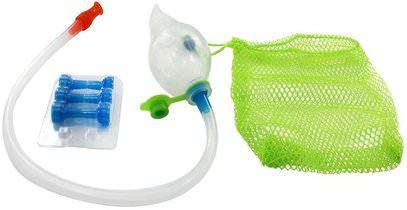 NeilMed, Naspira, Nasal-Oral Aspirator, For Babies & Kids, 1 Kit ,الصحة، صحة الأنف، الطفل والاطفال المنتجات