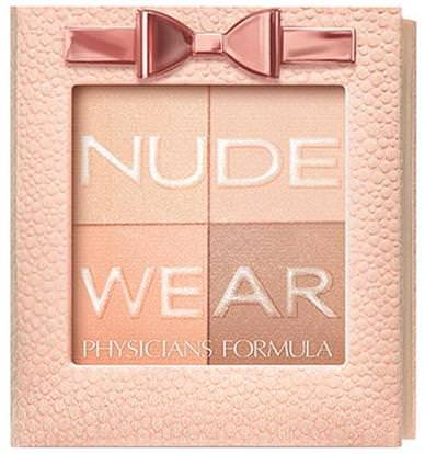 Physicians Formula, Inc., Nude Wear, Glowing Nude Powder, Light, 0.24 oz (7 g) ,حمام، الجمال، ماكياج، استحى