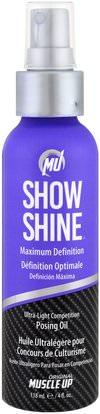 Pro Tan USA, Show Shine, Ultra-Light Competition Posing Oil, Step 4, 4 fl oz (118 ml) ,الرياضة، حمام، الجمال