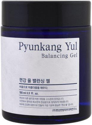 Pyunkang Yul, Balancing Gel, 3.3 fl oz (100 ml) ,الجمال، العناية بالوجه، بشرة