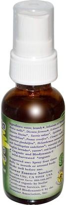 Herb-sa Flower Essence Services, Quintessentials, Post-Trauma Stabilizer, Flower Essence & Essential Oil, 1 fl oz (30 ml)