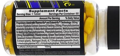 والرياضة، والصحة Hi Tech Pharmaceuticals, Lipodrene, 660 mg, 90 Tablets