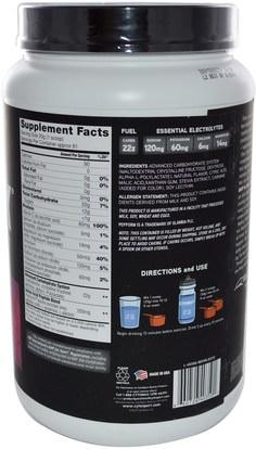 والرياضة، تجريب، بالكهرباء شرب التجديد Cytosport, Inc, CytoMax, Sports Performance Drink, Tropical Fruit, 4.5 lbs (2.04 kg)