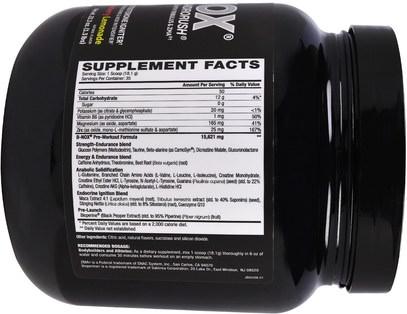 والرياضة، تجريب، مشروبات الطاقة مزيج Betancourt, B-Nox Androrush, Strawberry Lemonade, 22.3 oz (1.3 lbs)