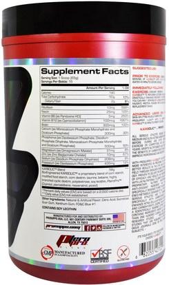 الرياضة، تجريب، العضلات ProSupps, Karbolic, Super-Premium Muscle Fuel, Blue Razz, 2.3 lbs (1040 g)
