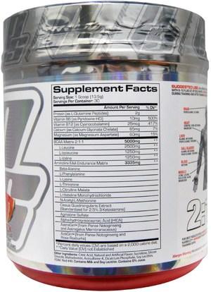 الرياضة، تجريب، الرياضة ProSupps, AminoLinx Elite Performance Amino Matrix, Watermelon, 14.3 oz (405 g)