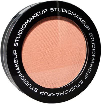 Studio Makeup, Soft Blend Blush, Sahara, 0.17 oz (5 g) ,حمام، الجمال، ماكياج، استحى