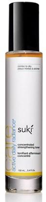Suki Inc., Care, Active Daily Radiance, Concentrated Strengthening Toner, 3.4 fl oz (100 ml) ,الجمال، العناية بالوجه، نوع البشرة العادية لتجفيف الجلد نوع التحرير والسرد إلى البشرة الدهنية