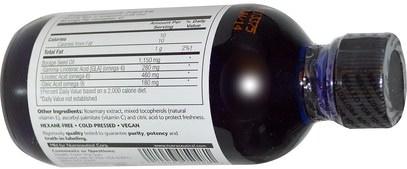 المكملات الغذائية، إيفا أوميجا 3 6 9 (إيبا دا)، بوريج النفط، بوريج النفط السائل Health From The Sun, Borage Liquid Gold, 2 fl oz (59 ml)