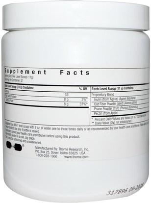 المكملات الغذائية، والألياف Thorne Research, Medibulk, 8.15 oz (231 g)