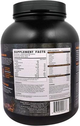 والمكملات الغذائية، والبروتين Grenade, Hydra 6 Protein, Premium Protein Blend, Chocolate Charge, 4 lb (1814 g)