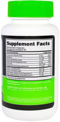 المكملات الغذائية، يهز البروتين، والرياضة Optimum Nutrition, Daily Fit, 120 Capsules (Discontinued Item)