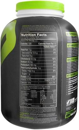 المكملات الغذائية، بروتين مصل اللبن، والعضلات MusclePharm, Sport Series, Combat 100% Whey Protein, Cookies n Cream, 5 lbs (2269 g)