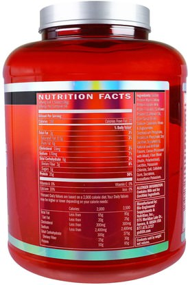 Herb-sa BSN, Syntha-6 Isolate, Protein Powder Drink Mix, Chocolate Peanut Butter, 4.02 lb (1.82 kg)