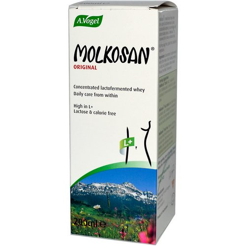 A Vogel, Molkosan, Original, 200 ml فوائد