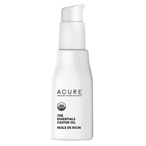 Acure, The Essentials Castor Oil, 1 fl oz (30 ml) فوائد