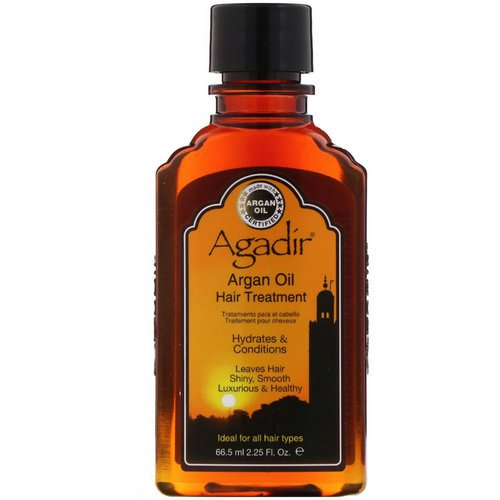 Agadir, Argan Oil, Hair Treatment, 2.25 fl oz (66.5 ml) فوائد