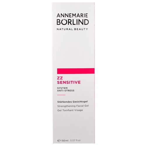 AnneMarie Borlind, ZZ Sensitive, Strengthening Facial Gel, 5.07 fl oz (150 ml) فوائد