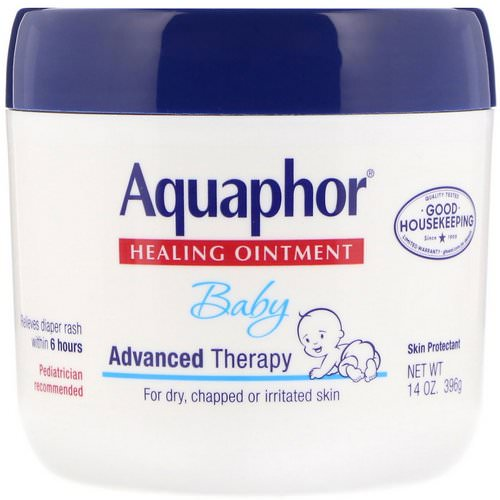 Aquaphor, Baby, Healing Ointment, 14 oz (396 g) فوائد