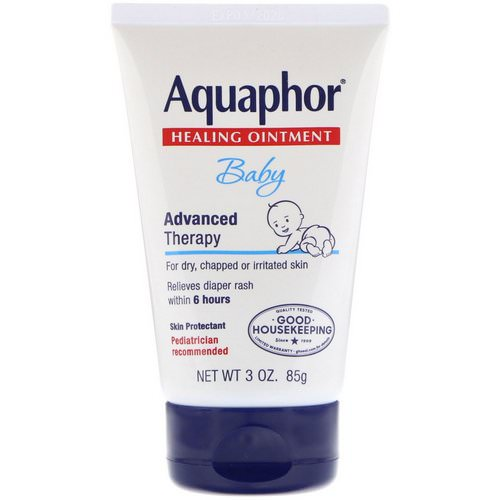Aquaphor, Baby, Healing Ointment, 3 oz (85 g) فوائد