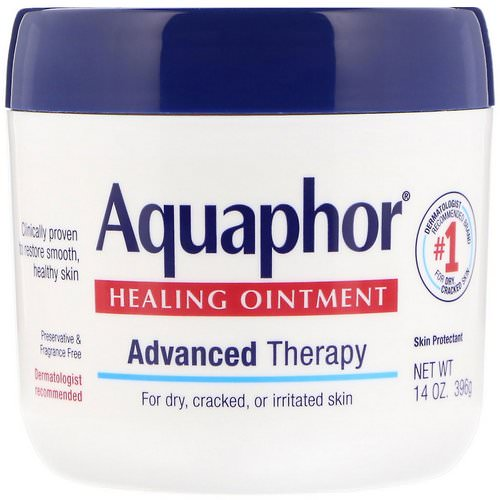 Aquaphor, Healing Ointment, Skin Protectant, 14 oz (396 g) فوائد