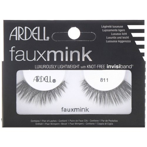 Ardell, Faux Mink, Luxuriously Lightweight Lash, 1 Pair فوائد