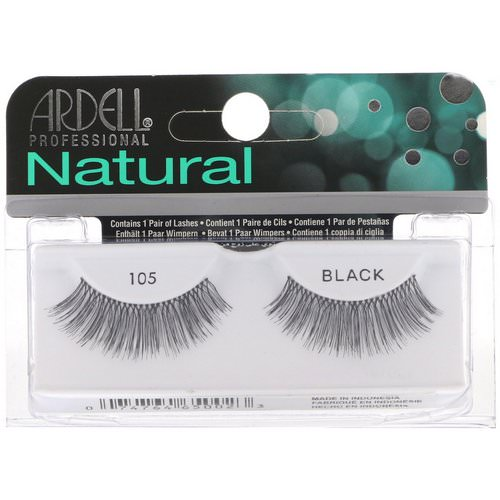 Ardell, Natural, Lash #105, 1 Pair فوائد