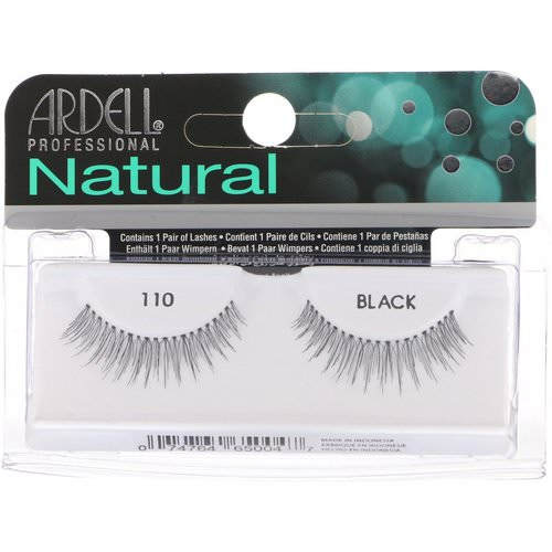 Ardell, Natural, Lash #110, 1 Pair فوائد