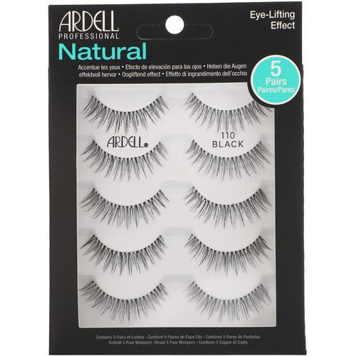 Ardell, Natural Lash, Eye-Lifting Effect, 5 Pairs فوائد