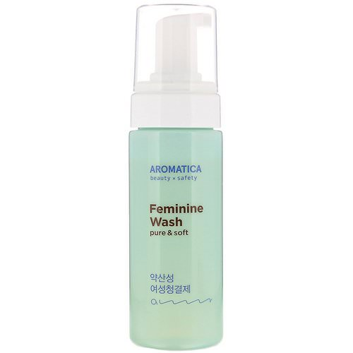 Aromatica, Pure & Soft Feminine Wash, 5.7 fl oz (170 ml) فوائد