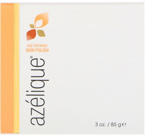 Azelique, Age Refining Skin Polish, Cleansing and Exfoliating, No Parabens, No Sulfates, 3 oz (85 g) فوائد